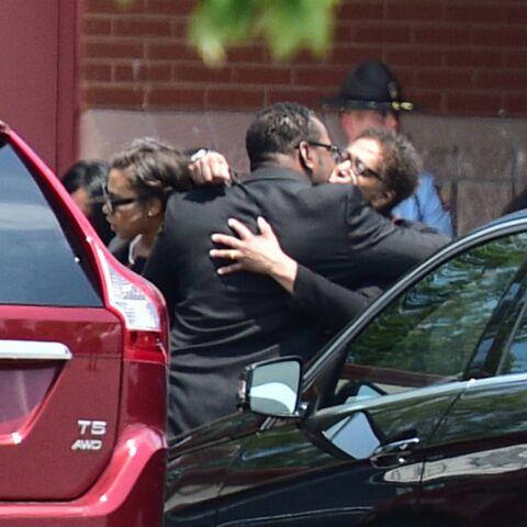 Bobbi Kristina Brown: sa famille se déchire aux obsèques
