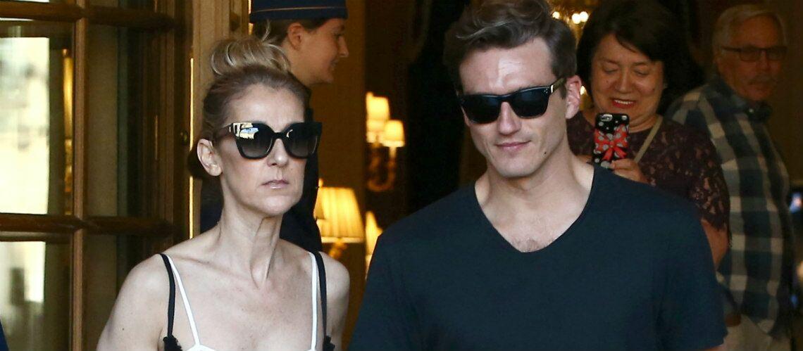 PHOTOS – Céline Dion et Pepe Munoz bras dessus bras dessous à l'hôtel Ritz