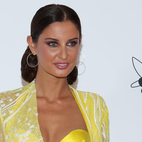 PHOTO – Malika Ménard en bikini blanc, l'ex Miss France prend la pose pour un shooting sexy