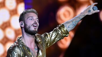 PHOTO – M Pokora (encore) victime d'homophobie