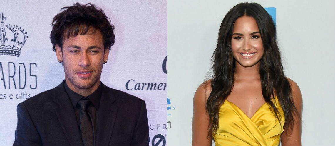 Neymar et Demi Lovato: un couple très people bientôt à Paris?