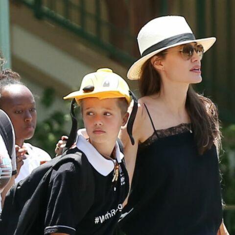 Shiloh, la fille d'Angelina Jolie, victime de transphobie a du mal à se faire des amis