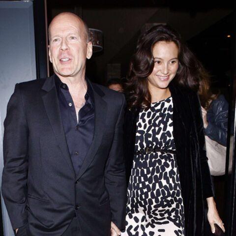 Bruce Willis papa d'une quatrième fille