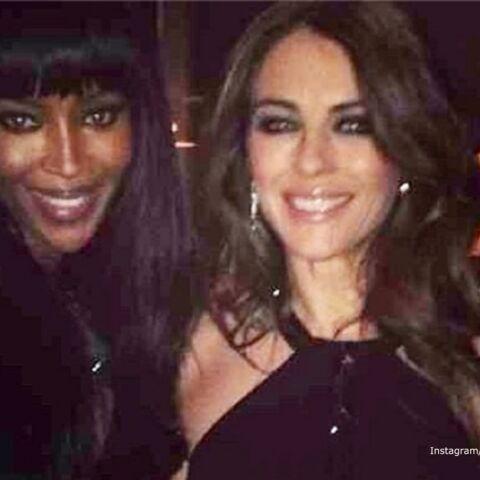 Elizabeth Hurley et Naomi Campbell plus belles que jamais