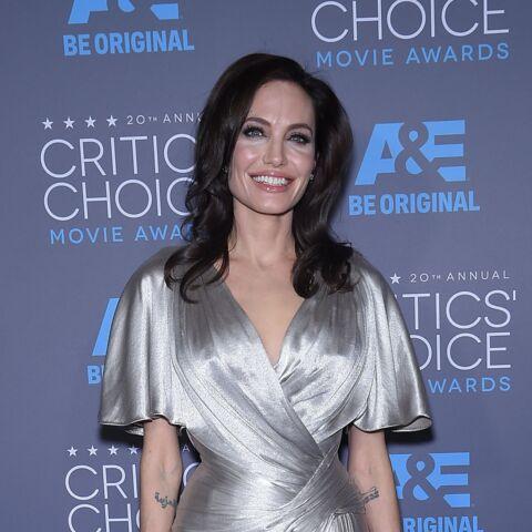 Angelina Jolie: la sagesse face aux épreuves