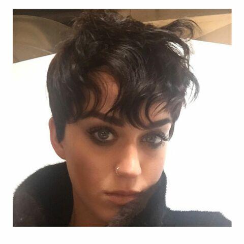 Coiffure de star: la coupe courte de Katy Perry