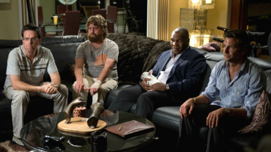 Vidéo- Mike Tyson drogué sur le tournage de Very Bad Trip