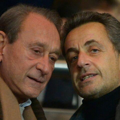 Nicolas Sarkozy et Betrand Delanoë: rencontre au sommet au parc des Princes