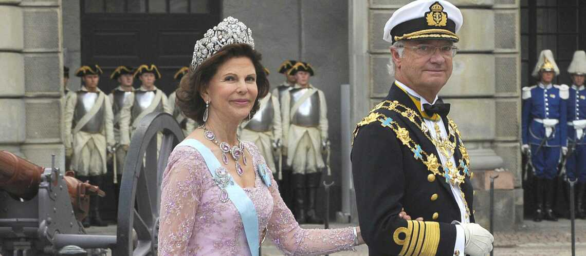 Carl XVI Gustav et Silvia de Suède: «Victoria est épatante»