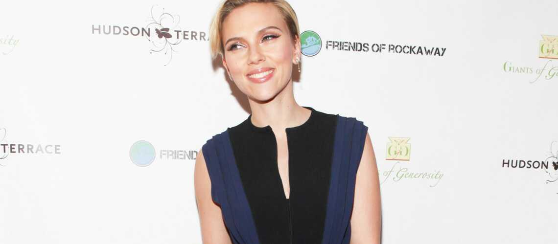 Scarlett Johansson, appelez-la madame?