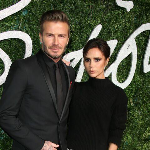 Victoria Beckham, toujours folle de David