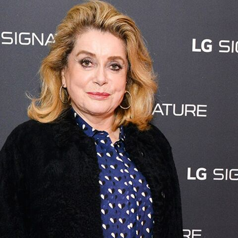 PHOTOS – Catherine Deneuve, star de la soirée LG Signature