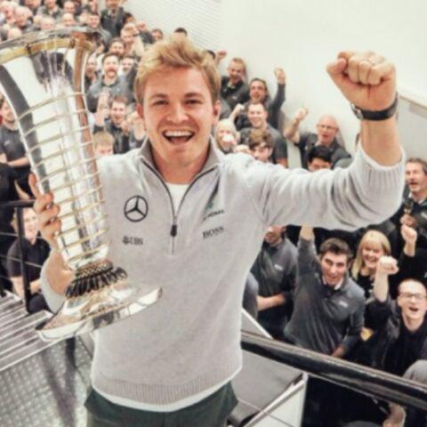 Énorme surprise:  Nico Rosberg prend sa retraite