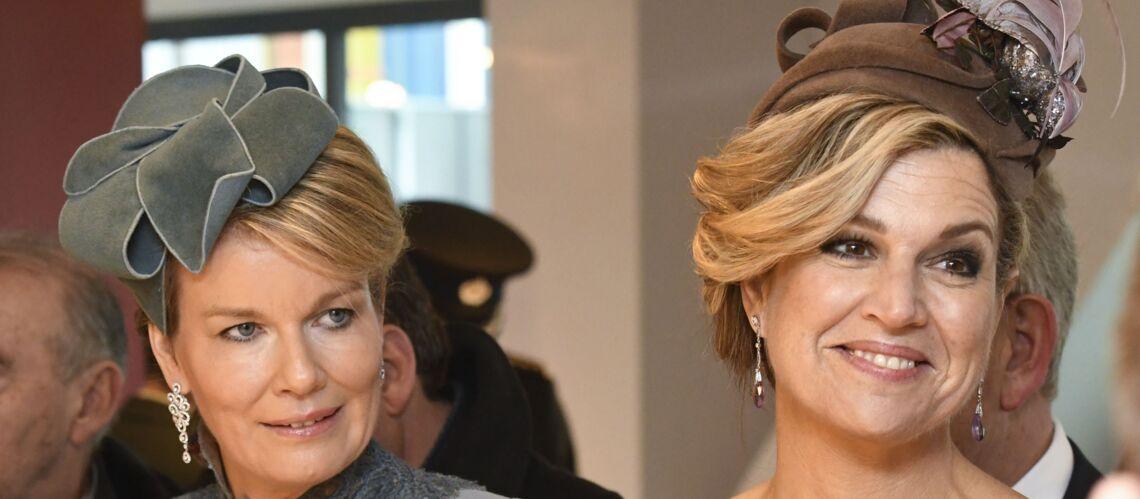 PHOTOS – Reines ou princesses, toutes dingues de chapeaux!