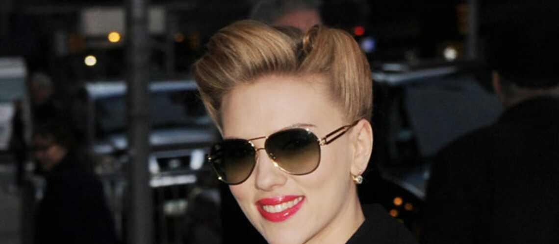 Qui est l'amoureux de Scarlett Johansson?