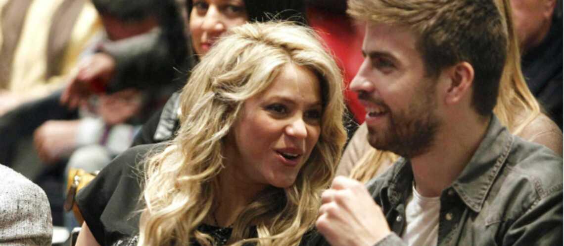 Joyeux Anniversaire A Gerard Pique Et Shakira Gala