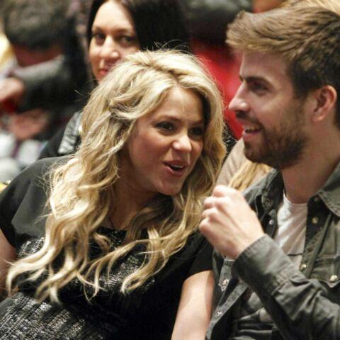 Joyeux anniversaire à Gerard Piqué et Shakira