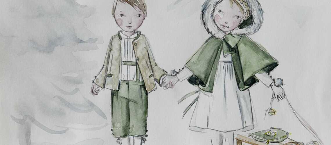 Mariage de Tatiana et Andrea Casiraghi: les enfants d'honneur en Baby Dior