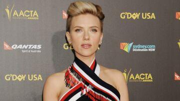 Scarlett Johansson, jeune maman bombesque
