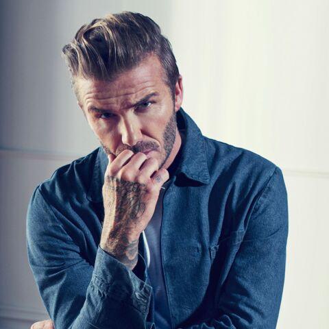 David Beckham: leçon de mode pour H&M