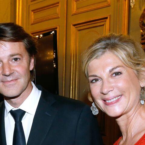 François Baroin pessimiste il compte sur le réconfort de sa compagne Michèle Laroque