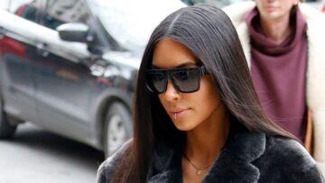 PHOTOS – Kim Kardashian: sortie en famille en total look de (fausse) fourrure