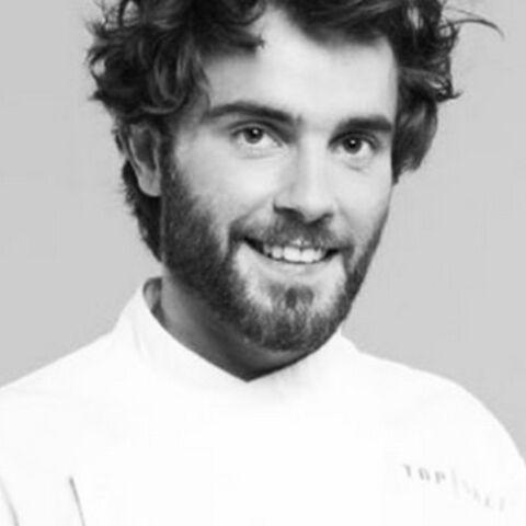 Top Chef 2017 – Thomas, un des candidats, est mannequin et canonissime dans un spot Azzaro