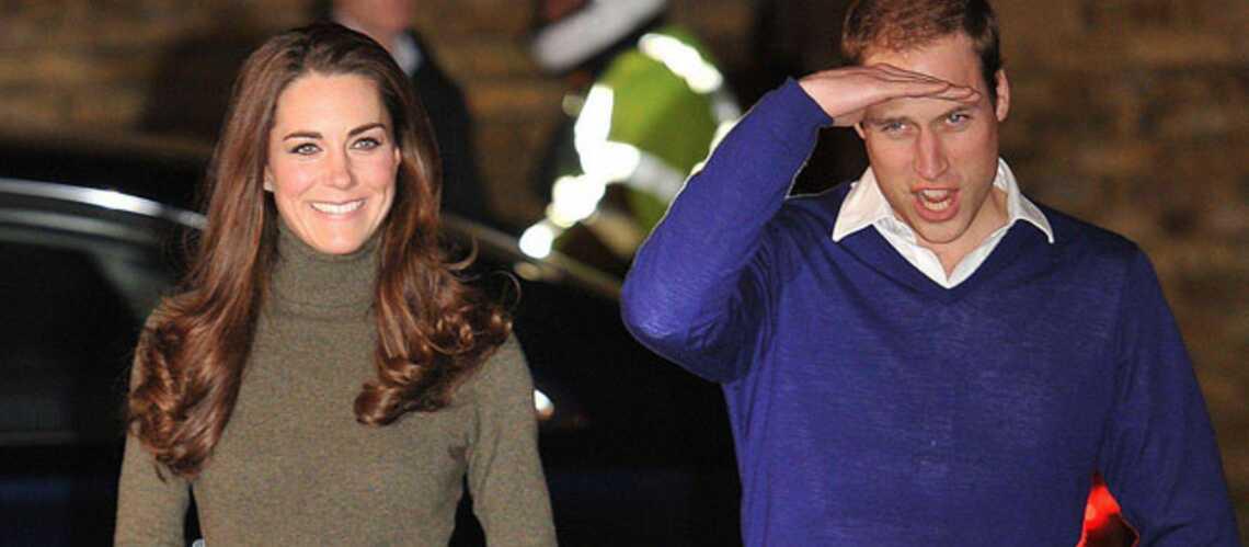 Kate et William ont passé le réveillon dans un tipi avec Pippa