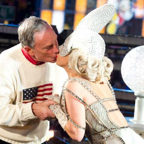 Lady Gaga bon baiser de New York