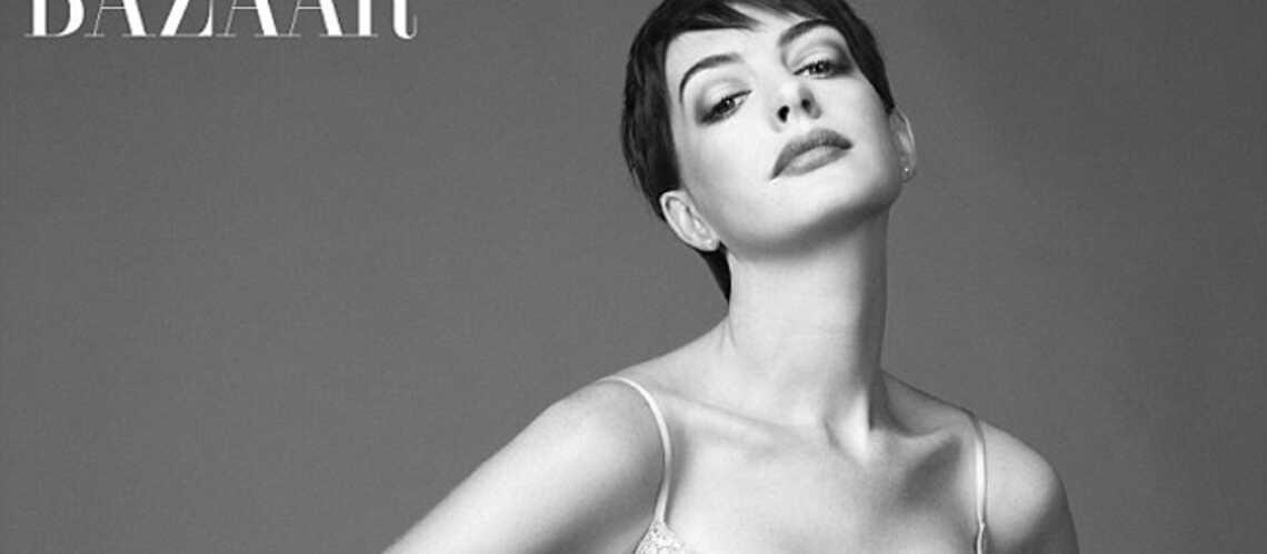 Anne Hathaway: «je n'ai pas de sex-appeal»