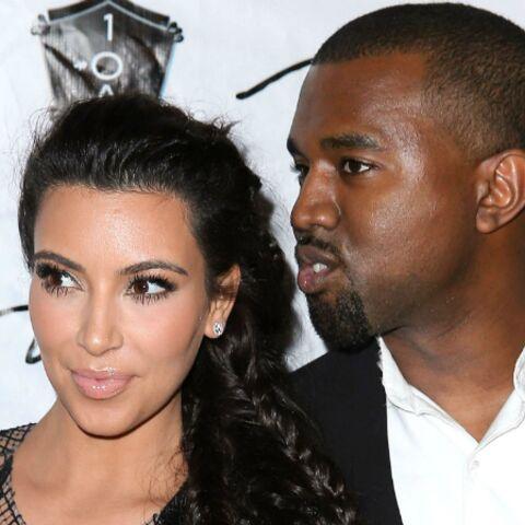 Kim Kardashian et Kanye West ouvrent 2013 en grande pompe