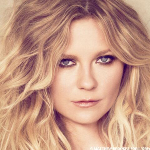 Kirsten Dunst, beauté fatale pour L'Oréal