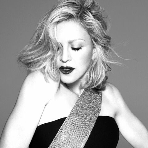 Madonna, des abdos sans photoshop
