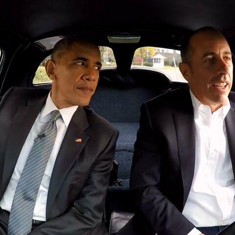 Barack Obamas'offre une escapade en bolide