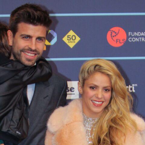 VIDEO – Shakira, Gérard Piqué et leurs deux adorables fils vous souhaitent une bonne année