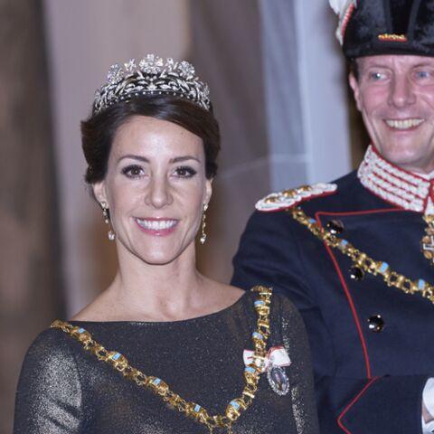 PHOTOS- Marie de Danemark: une princesse sexy pour le réveillon