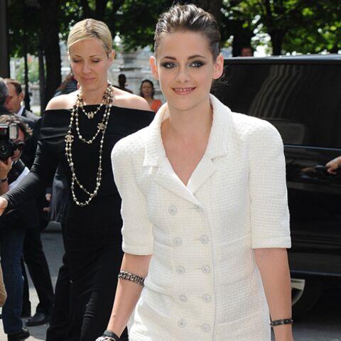 Kristen Stewart, la fashion week lui va si bien