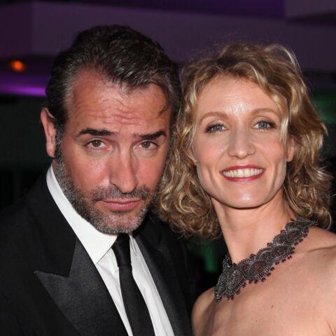 Jean Dujardin et Alexandra à nouveau ensemble