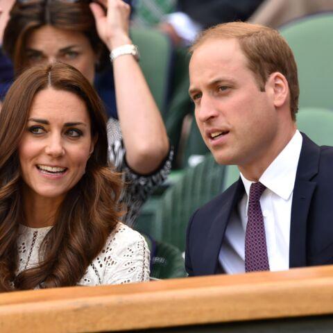 Photos Kate et William, de l'émotion à Wimbledon