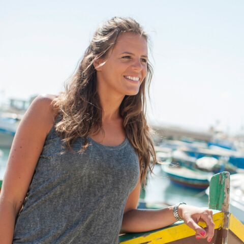Laure Manaudou: ses vacances à Malte