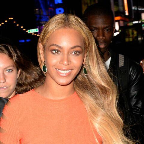 La délirante danse de l'amour de Beyoncé