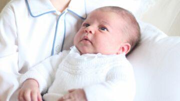 Charlotte d'Angleterre, seulement 2 mois et déjà philanthrope