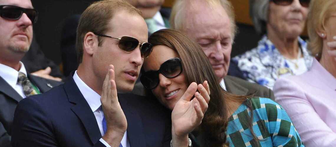 Kate et William: leur vacances commencent à Wimbledon