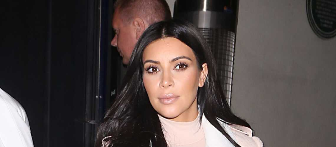 Kim Kardashian: Sous le choc, elle a quitté la France