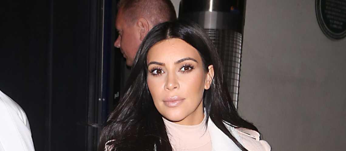 Kim Kardashian: un bijou perdu par les agresseurs dans leur fuite analysé par la police