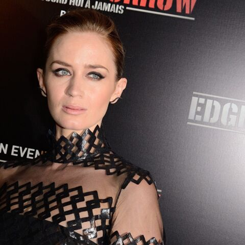 T'as le look… Emily Blunt!