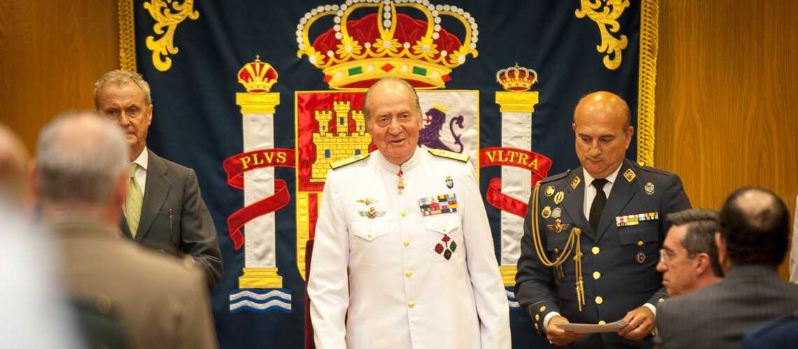 Juan Carlos 1er abdique