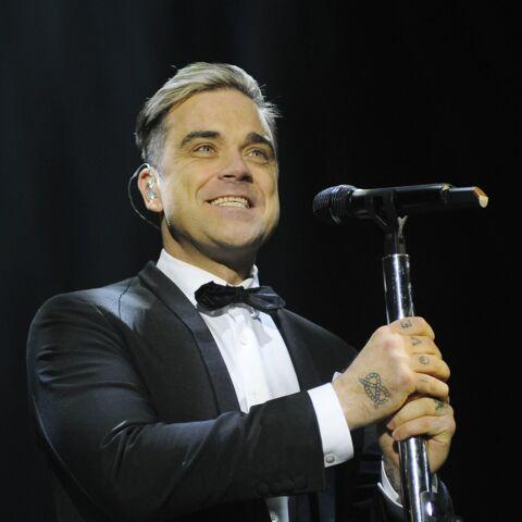 Robbie Williams: «Je suis moins sexuel»