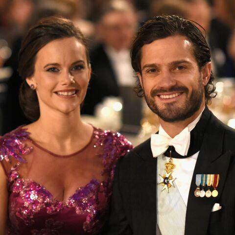 Sofia et Carl-Philip de Suède révèlent le nom de leur bébé