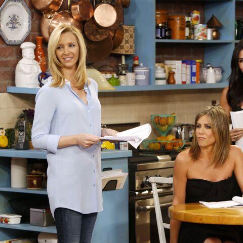 Lisa Kudrow: les Friends sont toujours amis